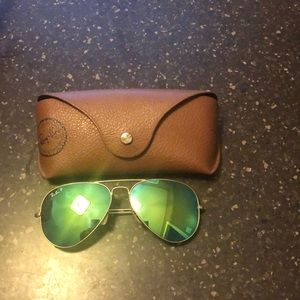Ray Bans Authentic Aviators